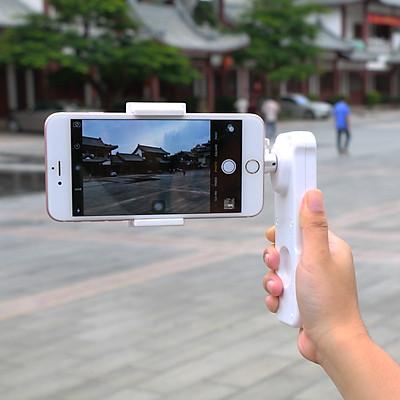 Tay Cầm Chống Rung Cho Điện Thoại GIMBAL X-Cam Sight 2, Chống Rung 2 Trục cho Điện Thoại ( Bluetooth ). GIMBAL Siêu Nhẹ, Dễ Dàng Cầm Đi Du Lịch. Có Thể Kẹp Điện Thoại, Máy Quay Nhỏ