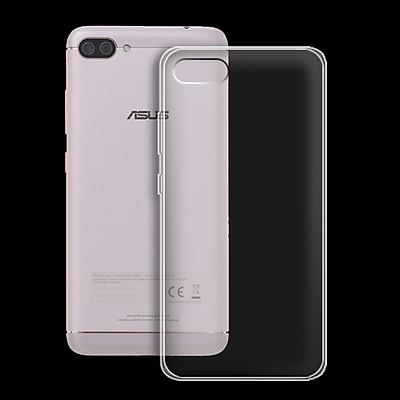 Ốp lưng cho Asus Zenfone 4 MAX Pro 5.5 inch - 01008 - Ốp dẻo trong - Hàng Chính Hãng