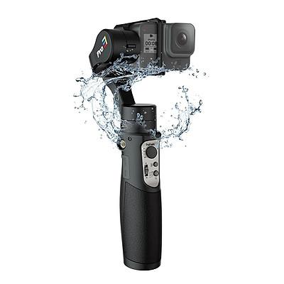 Gimbal Thiết Kế Dành Riêng Cho GoPro Hero Và Các Dòng Camera Action, Đạt Chuẩn Chống Nước IPX4, Hoạt Động 12 Giờ, Kết Nối Wifi Hohem ISteady Pro 3 - Hàng chính hãng