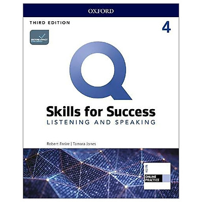 Q: Skills For Success: Level 4: Listening And Speaking Student Book With iQ Online Practice - 3rd Edition