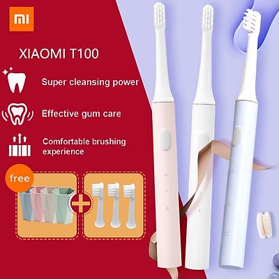 Bàn Chải Điện Tự Động Cho Người Lớn Xiaomi Mijia T100