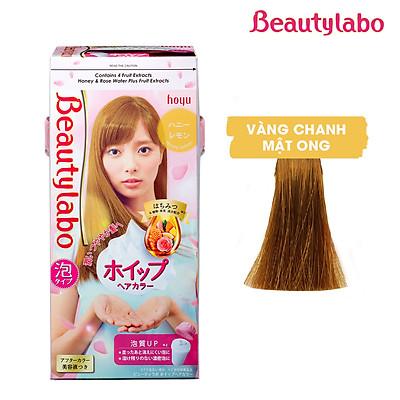 Thuốc nhuộm tóc tạo bọt Beautylabo – Whip Hair Color Nhật Bản