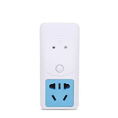Phích cắm WiFi thông minh kết hợp đo nhiệt độ độ ẩm Sonoff S22