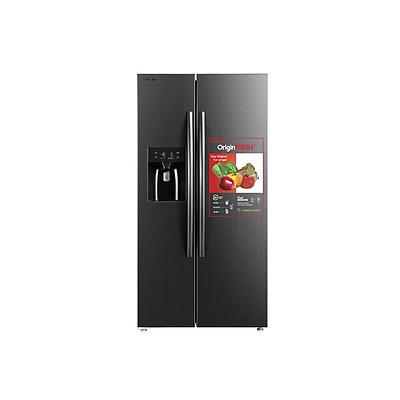 Tủ lạnh SBS Toshiba Inverter 493 lít GR-RS637WE-PMV - Hàng chính hãng - Giao tại Hà Nội và 1 số tỉnh toàn quốc