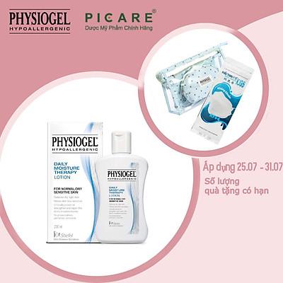 Sữa Dưỡng Ẩm Hypoallergenic Daily Moisture Therapy Lotion 200ml Physiogel Dành Cho Da Khô Và Nhạy Cảm