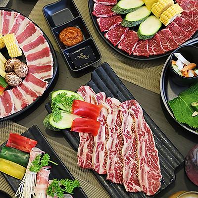 Samurai BBQ - Buffet Trưa Gần 70 Món BBQ Bò Mỹ, Hải Sản & Sushi Menu 199k