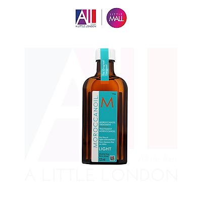 Tinh dầu dưỡng tóc sáng màu Moroccanoil Treatment Light 125ml
