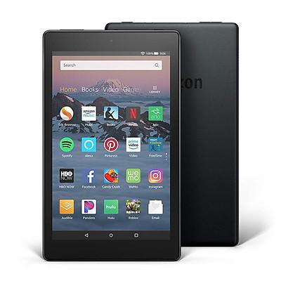 Máy Tính Bảng Kindle Fire HD8 (8th) 16GB (2019) - Hàng Chính Hãng