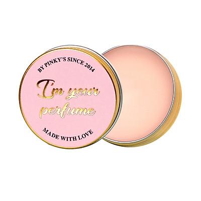 Nước Hoa Khô PINKY'S - mùi Peony - Nước Hoa Sáp Bỏ Túi 15g - Chính Hãng thuộc bộ sưu tập I'm Your Perfume