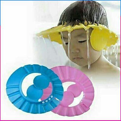 Mũ gội đầu chắn nước, mũ tắm chắn nước cho bé