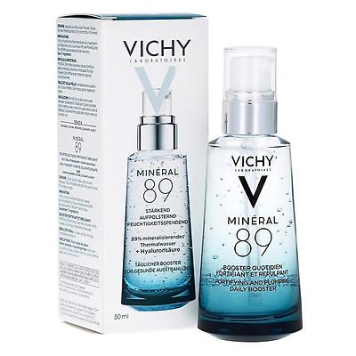 Dưỡng Chất Khoáng Cô Đặc Phục Hồi Và Bảo Vệ Da Vichy Mineral 89 - 100871693 (50ml)