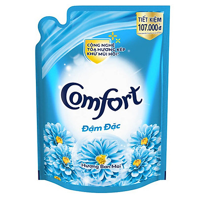 Nước Xả Vải Comfort Đậm Đặc Hương Ban Mai 2.6L - 67145289