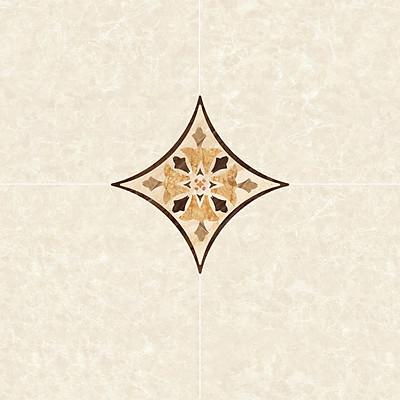 Bộ 21 Hình Dán Trang Trí Nền Nhà Phong Cách Châu Âu