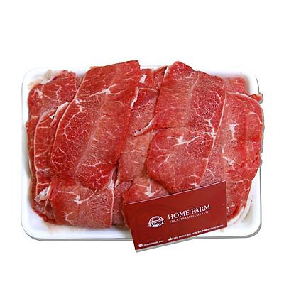 [Chỉ giao HN] - Lõi Thăn Vai Bò Mỹ Cắt Nướng - 500g