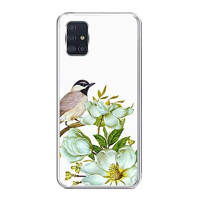 Ốp lưng điện thoại Samsung Galaxy A51 - Silicon dẻo - 0003 SPRING03 - Hàng Chính Hãng
