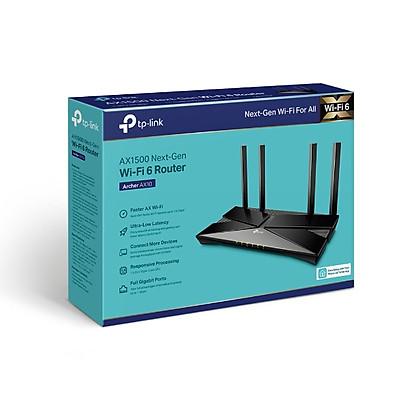 Router Wifi 6 băng tần 2,4/5Ghz TP-Link Archer AX10 - Hàng Chính Hãng