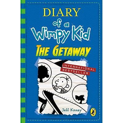 Truyện thiếu nhi tiếng Anh - Diary of a Wimpy Kid 12: The Getaway (International Bestseller) (Paperback)