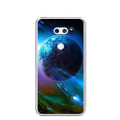 Ốp lưng dẻo cho điện thoại LG V30 - 0290 UNIVERSE - Hàng Chính Hãng