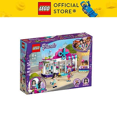 Mô Hình Đồ Chơi Lắp Ráp Lego Cửa Tiệm Làm Tóc Heartlake 41391 (235 chi tiết)