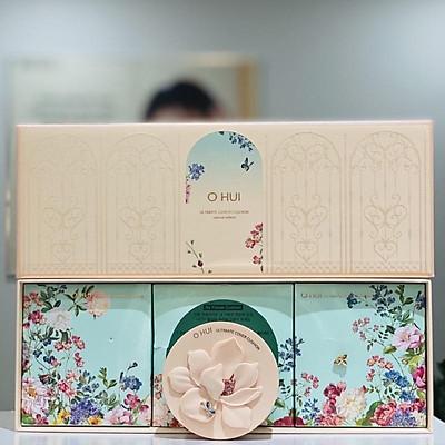 Phấn nước Ohui Ultimate Cover Lifting Cushion Limited SPF50+/PA+++