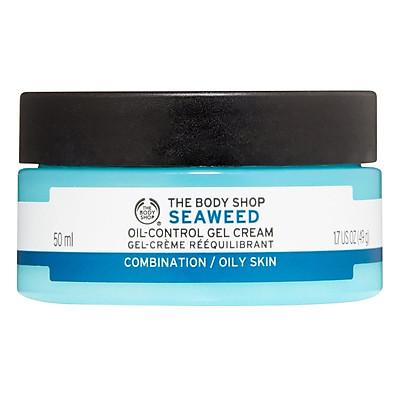 Kem Dưỡng Da Ban Ngày The Body Shop Seaweed (50ml)