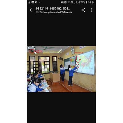 Thiết bị dạy học Online (Upointer3 kèm phần mềm giảng dạy) hành chính hãng