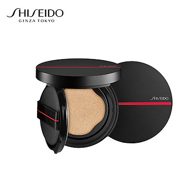Phấn nước Shiseido Synchro Skin Self-Refreshing Cushion Refill(+ Case) 13g
