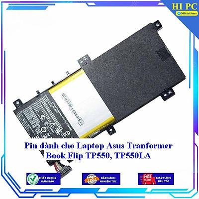 Pin dành cho Laptop Asus Tranformer Book Flip TP550 TP550LA - Hàng Nhập Khẩu