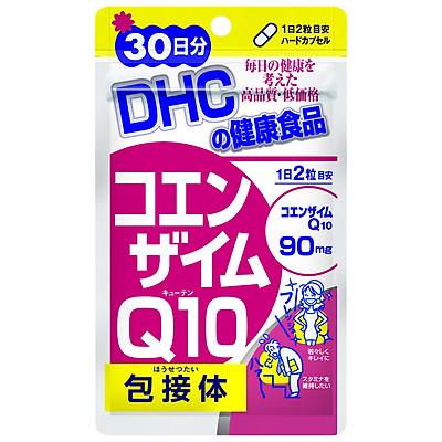 Viên uống Chống lão hóa Trẻ hóa da DHC COENZYME Q10