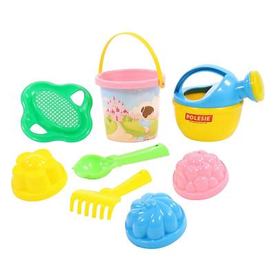 Bộ Đồ Chơi Dụng Cụ Làm Vườn Số 215 Polesie Toys - Giao mẫu ngẫu nhiên