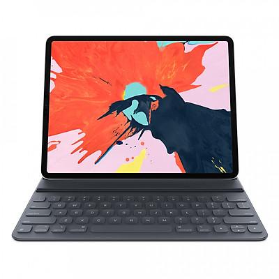 Bao Da Kèm Bàn Phím Apple Smart Keyboard Folio Cho iPad Pro 2018 - Hàng Chính Hãng