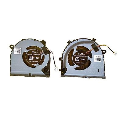 Quạt Làm Mát GPU CPU Máy Tính Xách Tay Chính Hãng Mới, Cho DE LL G3-3579 G3-3779 CN-0TJHF2 / CN-0GWMFV