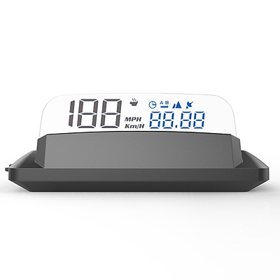 Heads-up Display For Car Global Positioning System Satellites Speed General-purpose Car And Trucks Car Speed Projector