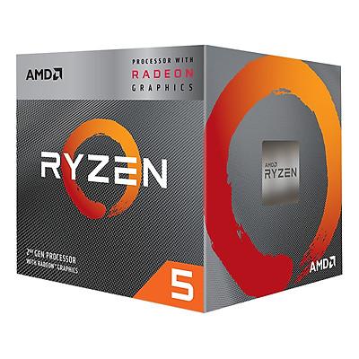 Bộ Vi Xử Lý CPU AMD Ryzen Processors 5 3400G - Hàng Chính Hãng