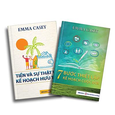 Bộ Sách 2 Cuốn: Tiền Và Sự Thật Về Kế Hoạch Hưu Trí + 7 Bước Thiết Lập Kế Hoạch Cuộc Đời