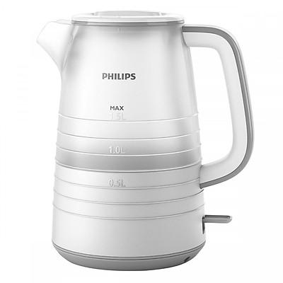 Bình Đun Siêu Tốc Philips HD9334 - 1.5L (Trắng) - Hàng chính hãng