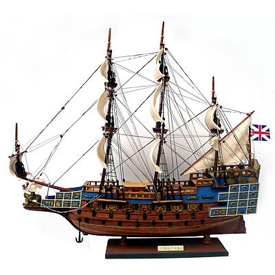 Thuyền gỗ trang trí SOVEREIGN OF THE SEAS - 40cm