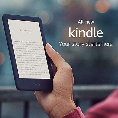 Máy đọc sách All New Kindle Bản đặc biệt 8GB - Hàng nhập khẩu