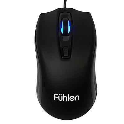 Chuột có dây Fuhlen X102S - Hàng chính hãng