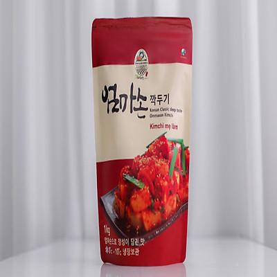 [Ommason Kim chi] Kim chi củ cải - 500g