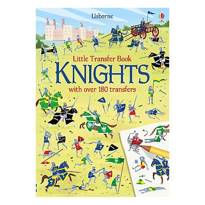 Little Transfer Book Knights - Little Transfer Books