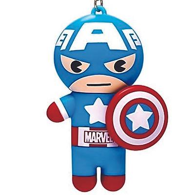 Lip Smacker - Son Siêu Anh Hùng Marvel – Đội trưởng Mỹ Captain America - Marvel Super Hero Captain America Lip Balm