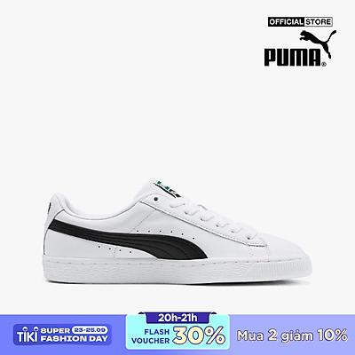 PUMA - Giày sneaker nam Heritage Basket Classic 354367-22