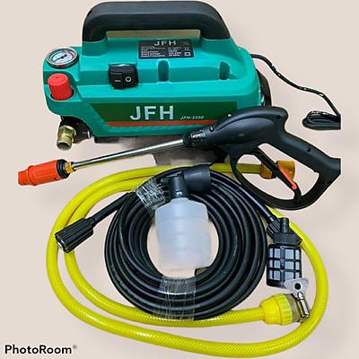 MÁY PHUN XỊT RỬA  GIA ĐÌNH  áp lực cao có điều chỉnh áp JFH ( 2500 W
