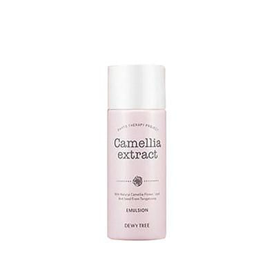 Sữa Dưỡng Da Chiết Xuất Hoa Trà Dewytree Camellia Extract Trẻ Hóa Làn Da 20ml (Bản Mini)