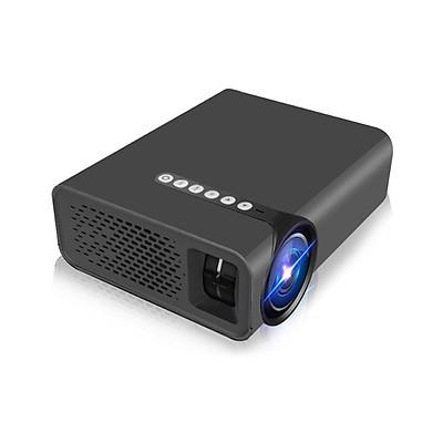 Máy chiếu mini độ phân giải cao LED1080P, Máy chiếu phim HD, Máy chiếu Wifi AST-YG520 kết nối không dây với điện thoại, máy tính, dễ dàng sử dụng (Giao Màu Ngẫu Nhiên)