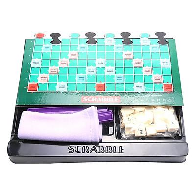 Trò Chơi Scrabble - Xếp Chữ Tiếng Anh