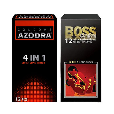 Combo Bao Cao S u A.Z.O D.R.A và B.O.S.S 4 in 1