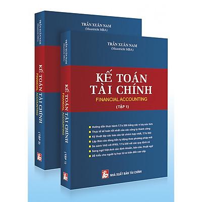 Combo 2 Cuốn: Kế Toán Tài Chính (Tập 1 & 2)