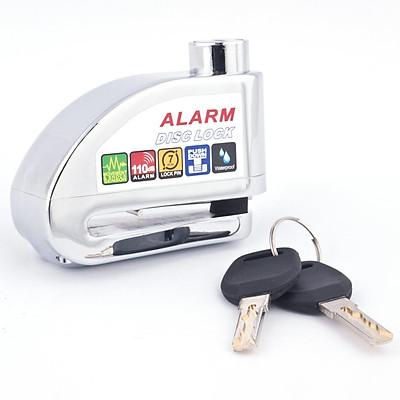 Khóa đĩa báo động âm thanh chống trộm xe máy Alarm Disc Lock 8303